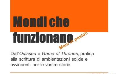 """""""Mondi che funzionano – Hands on"""": impressioni"""